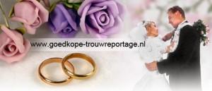 goedkope trouwreportage